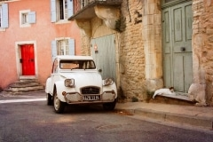 Car and Cat of Roussillon