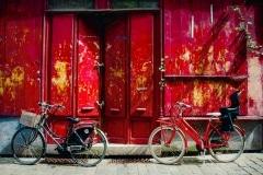 Bikes in Gent