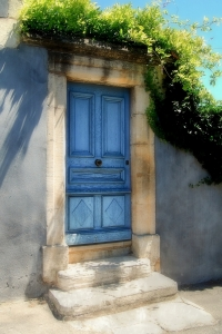 Blue Door, Apt, Provence