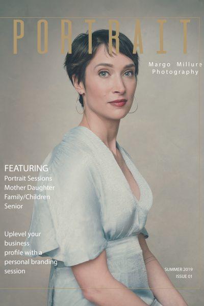 Portrait studio magazine Summer 2019