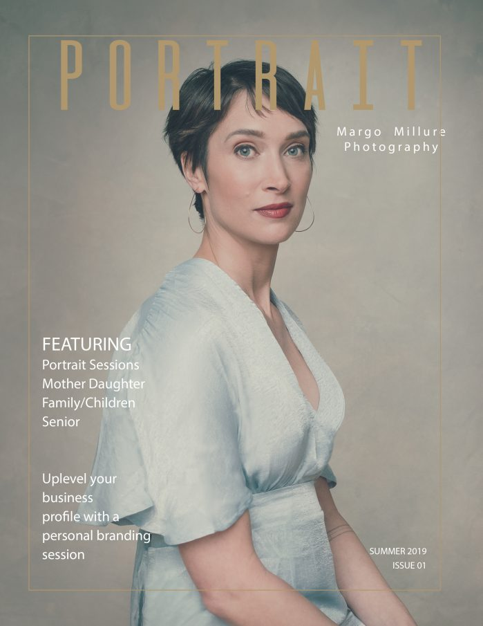 Portrait studio magazine Summer 2019