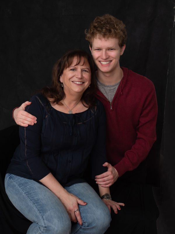 rva mother son photography